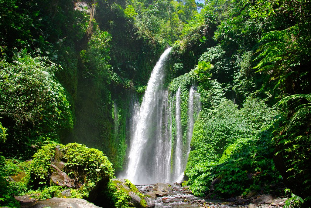 4D3N Get To Know Lombok