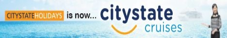 Citystate Holidays is now Citystate Cruises
