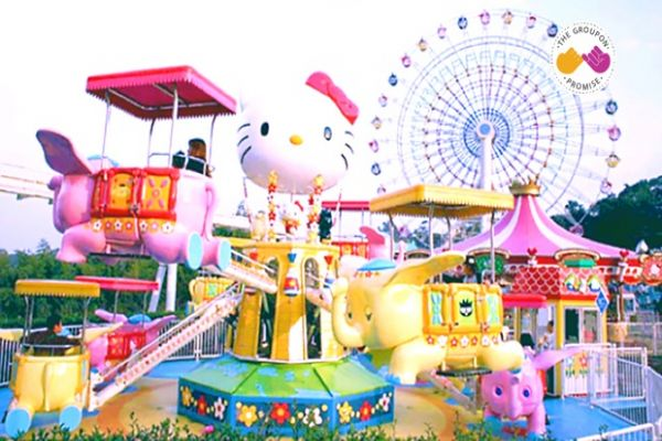 Daily Deals Johor Hello Kitty Town More